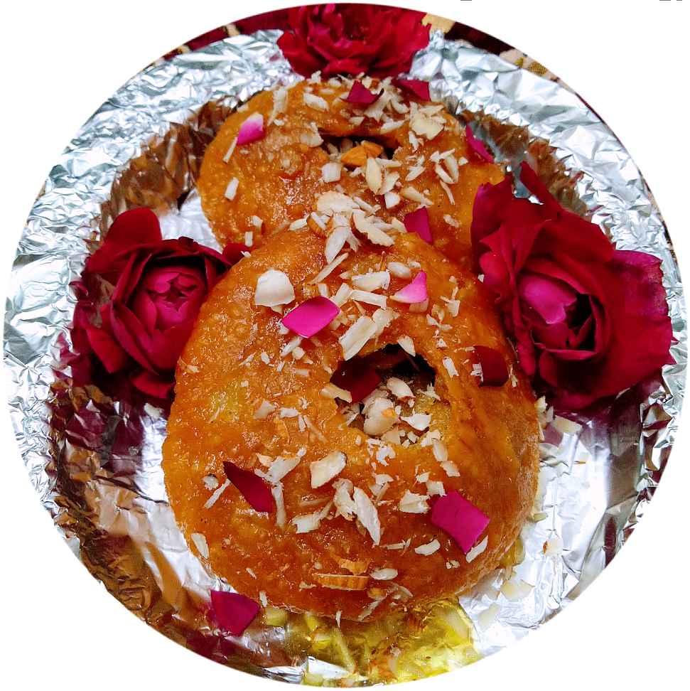 How to make shahi kachori/ mava dry fruits kachori