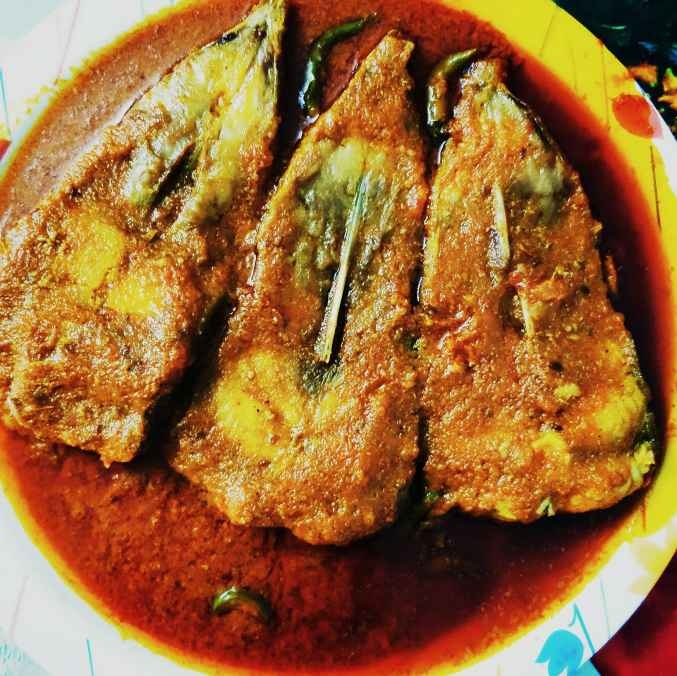 Photo of Spicy knife fish curry by Priyanka Chakraborty at BetterButter