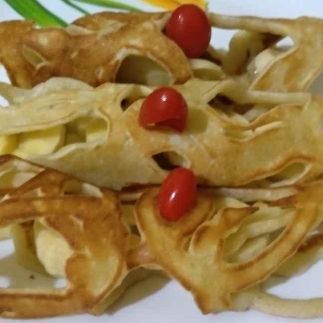 Photo of Banana pancake by Priyanka Chakroborty at BetterButter