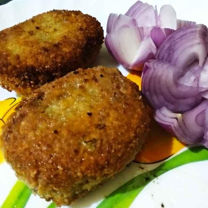 Photo of Tuna fish cutlet by Priyanka Chakroborty at BetterButter