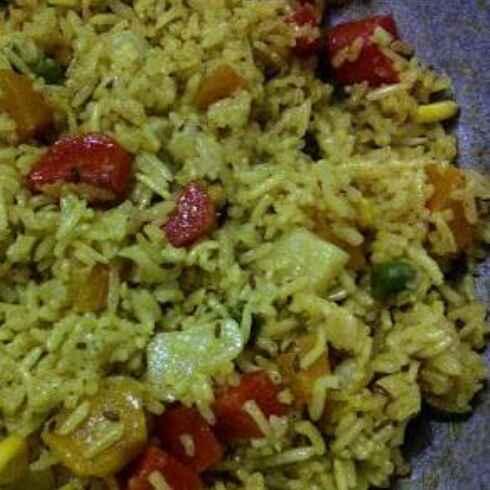 Photo of MASALA rice by Priyanka Gend at BetterButter