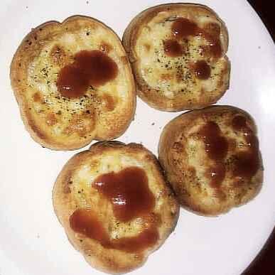 Photo of bred  potato cheez shot by Priyanka Gend at BetterButter
