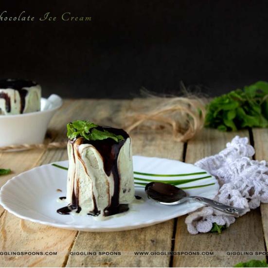 Photo of Mint Chocolate Ice Cream by Priyanka Mukherjee at BetterButter