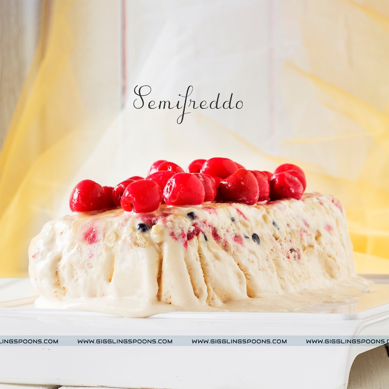 How to make Semifreddo