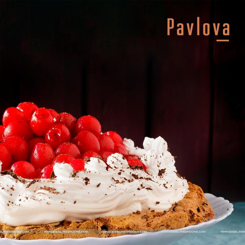 Photo of Pavlova by Priyanka Mukherjee at BetterButter