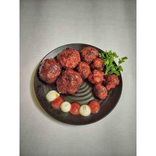 Photo of Crispy Hot Balls by Priyanka Nandi at BetterButter