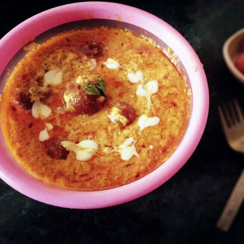 Photo of Gulab jamun ki sabzi by Uma Purohit at BetterButter
