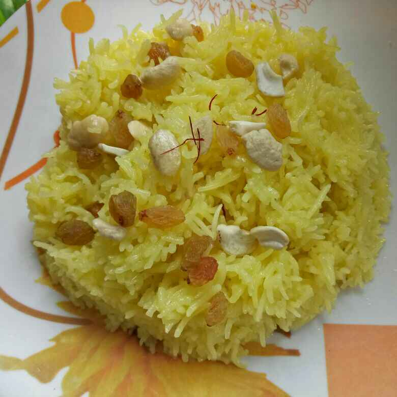 Photo of Sweet rice ( banaj )  by Uma Purohit at BetterButter