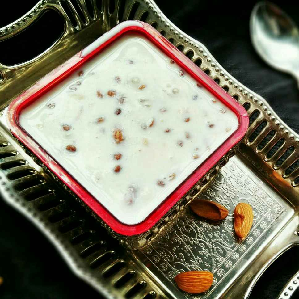 Photo of Left over rice kheer by Uma Purohit at BetterButter