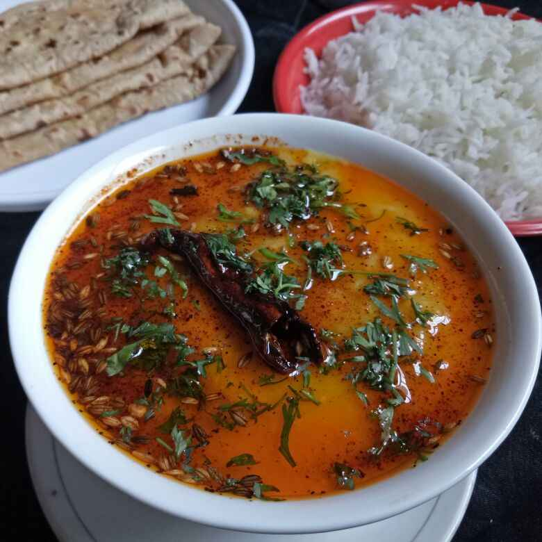 How to make Dal frai tadka
