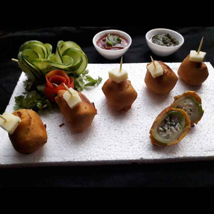 Photo of cheesy paneer cucumber roll  by Uma Purohit at BetterButter