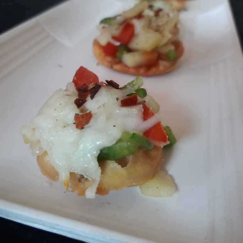 Photo of Papadi pizza by Uma Purohit at BetterButter