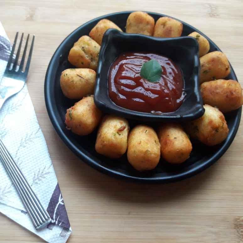 Photo of Potato tots by Uma Purohit at BetterButter