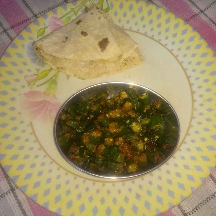 Photo of Bhindi ki sabji by Priyanka S Paniya at BetterButter