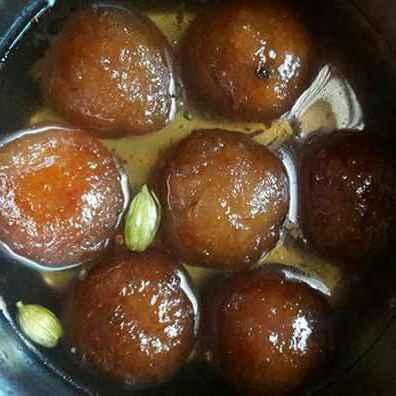 How to make গুলাব জামুন।