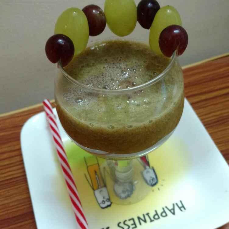 Photo of Grapes juice. by Priyanka Nandi at BetterButter
