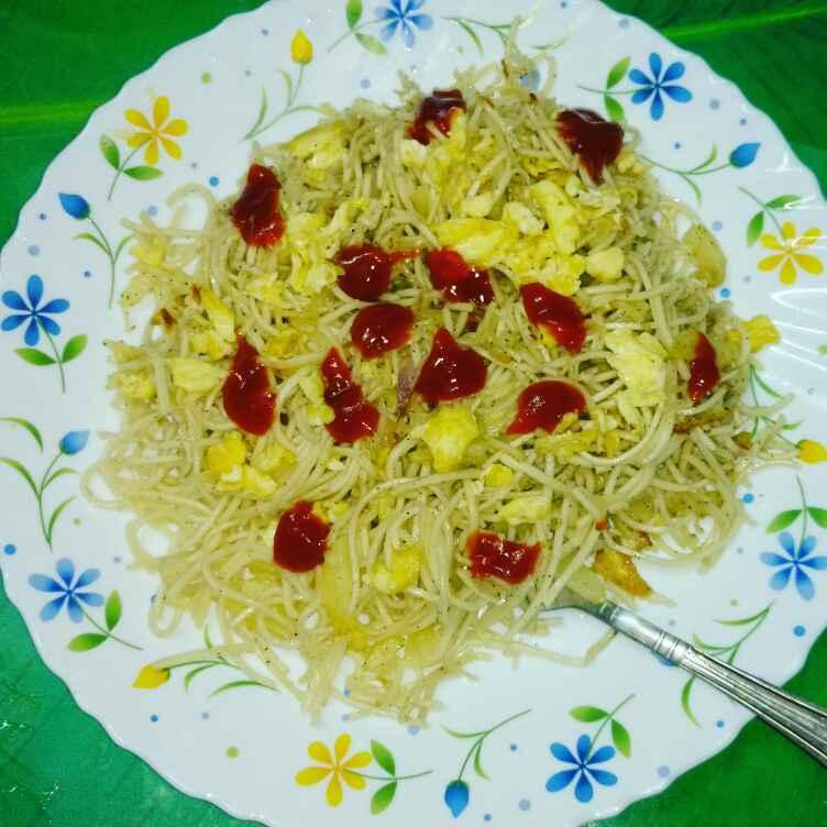 Photo of Egg Noodles. by Priyanka Nandi at BetterButter