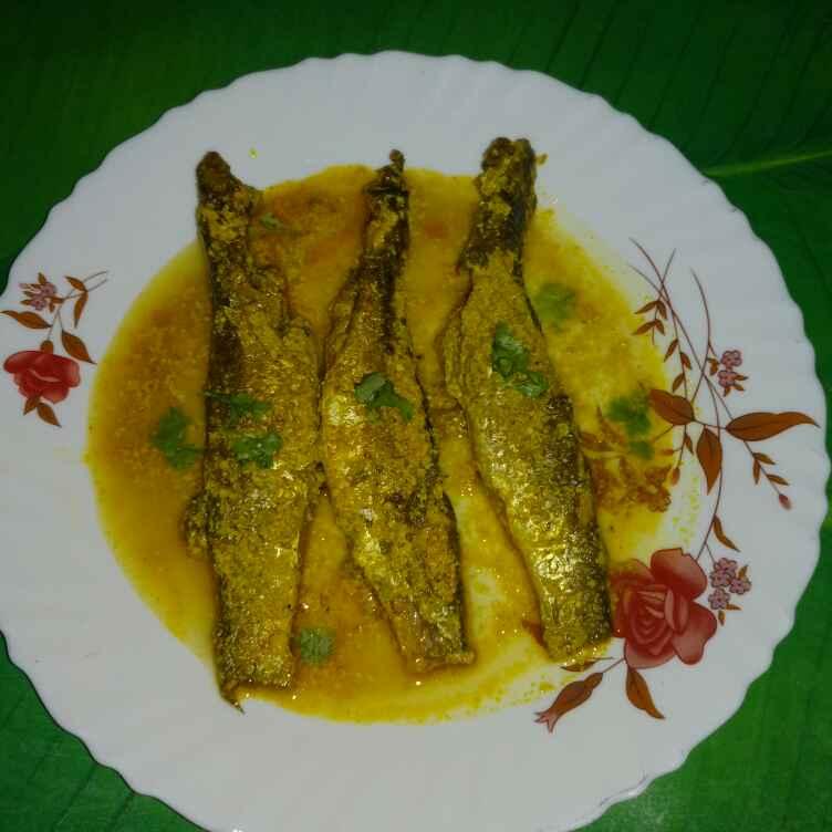 Photo of Sorse diya parse macher jhal. by Priyanka Nandi Sarkar at BetterButter