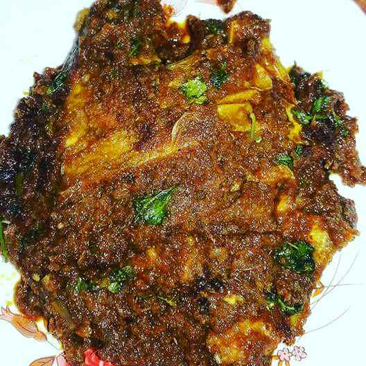 How to make masala pomfret.