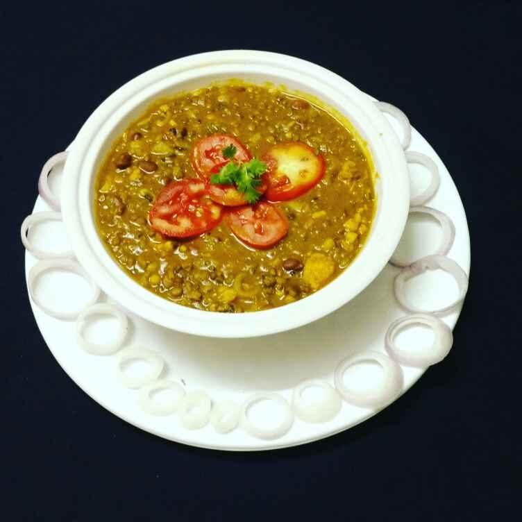 Photo of Egg chicken tarka. by Priyanka Nandi Sarkar at BetterButter