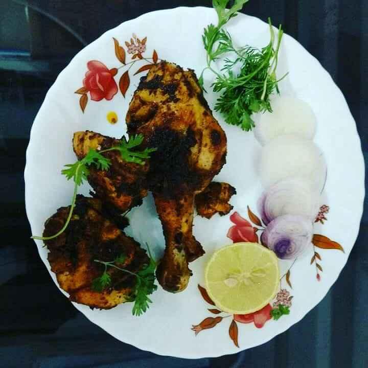 Photo of Tandoori chicken. by Priyanka Nandi Sarkar at BetterButter