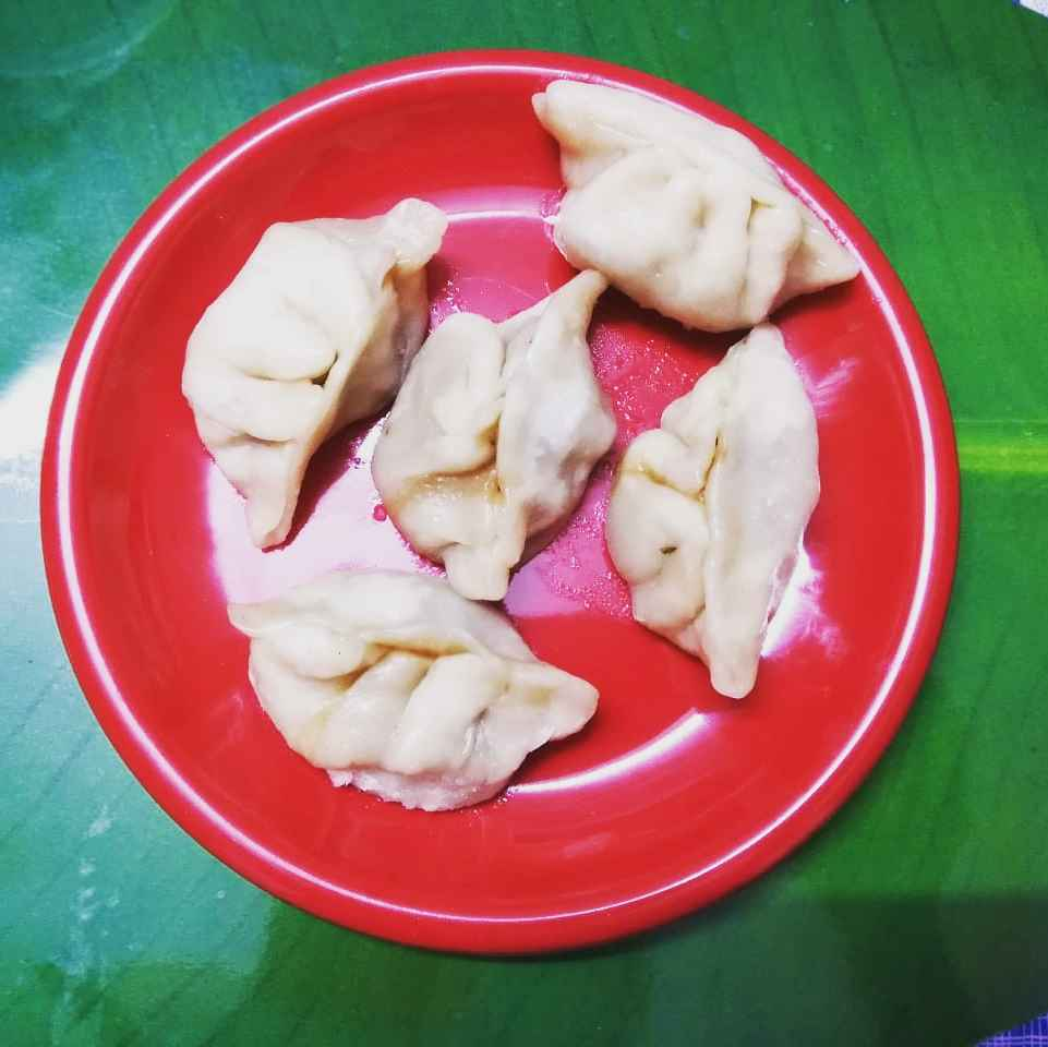 Photo of Chicken momo. by Priyanka Nandi at BetterButter