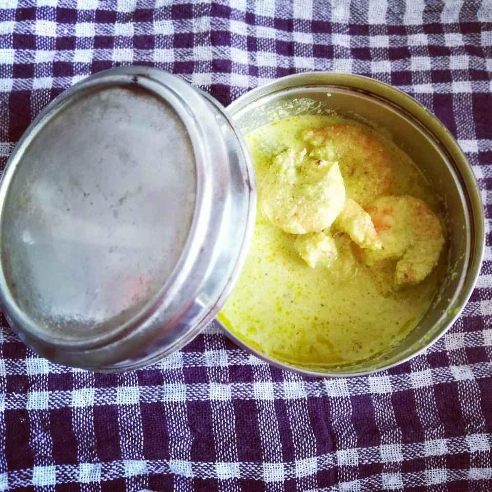 Photo of steam prawns. by Priyanka Nandi at BetterButter