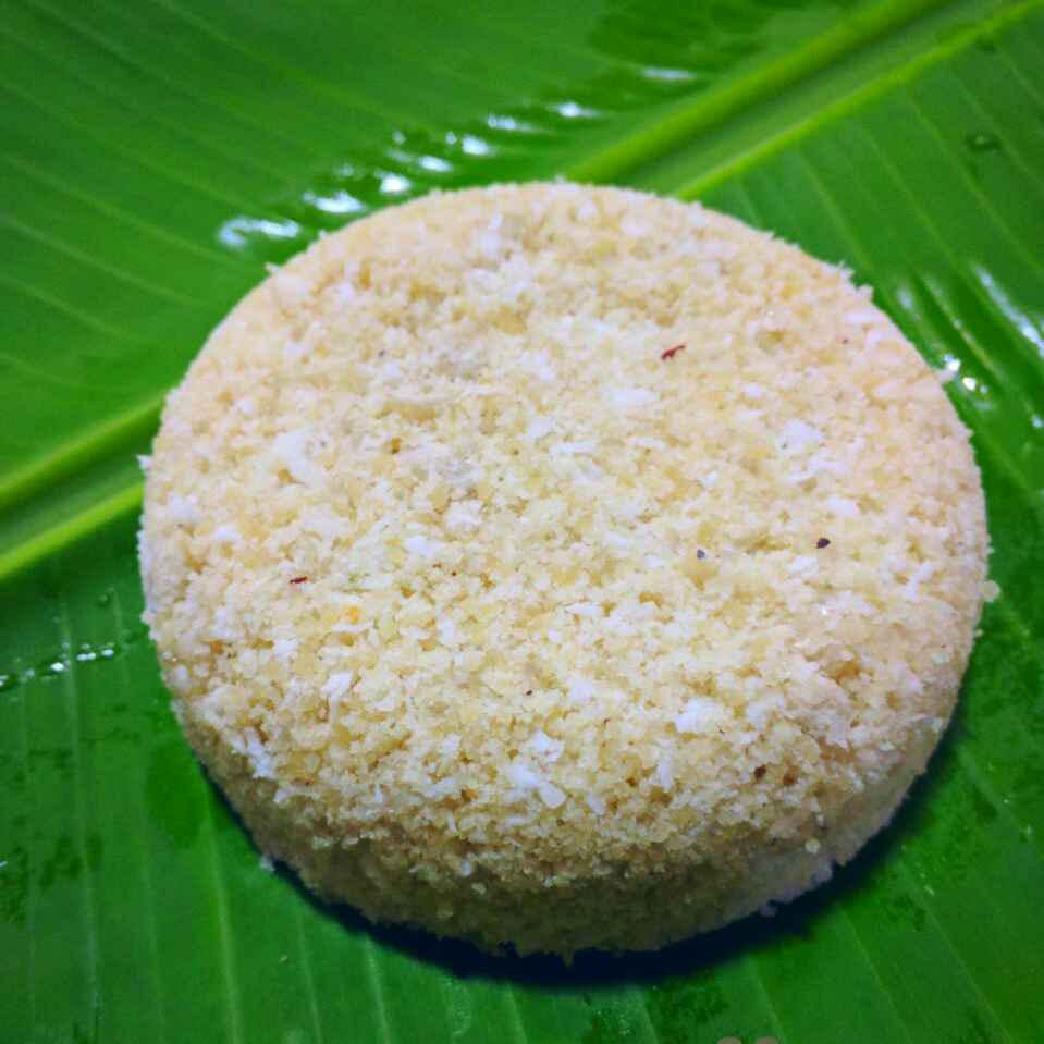 How to make Coconut steamed rice cake