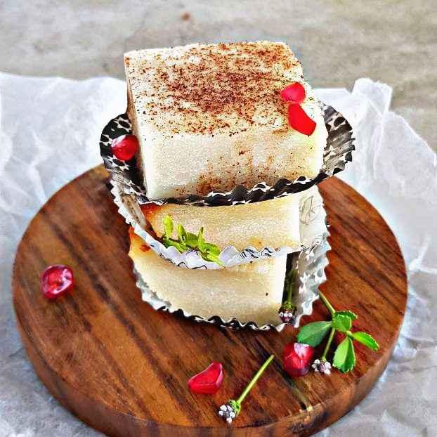 Photo of Classic Hawaiian butter mochi by Pinky Srini at BetterButter