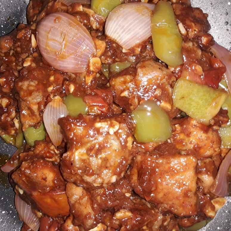 How to make Chili chicken