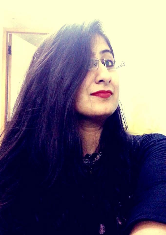 Aishwarya Lahiri Khanna food blogger