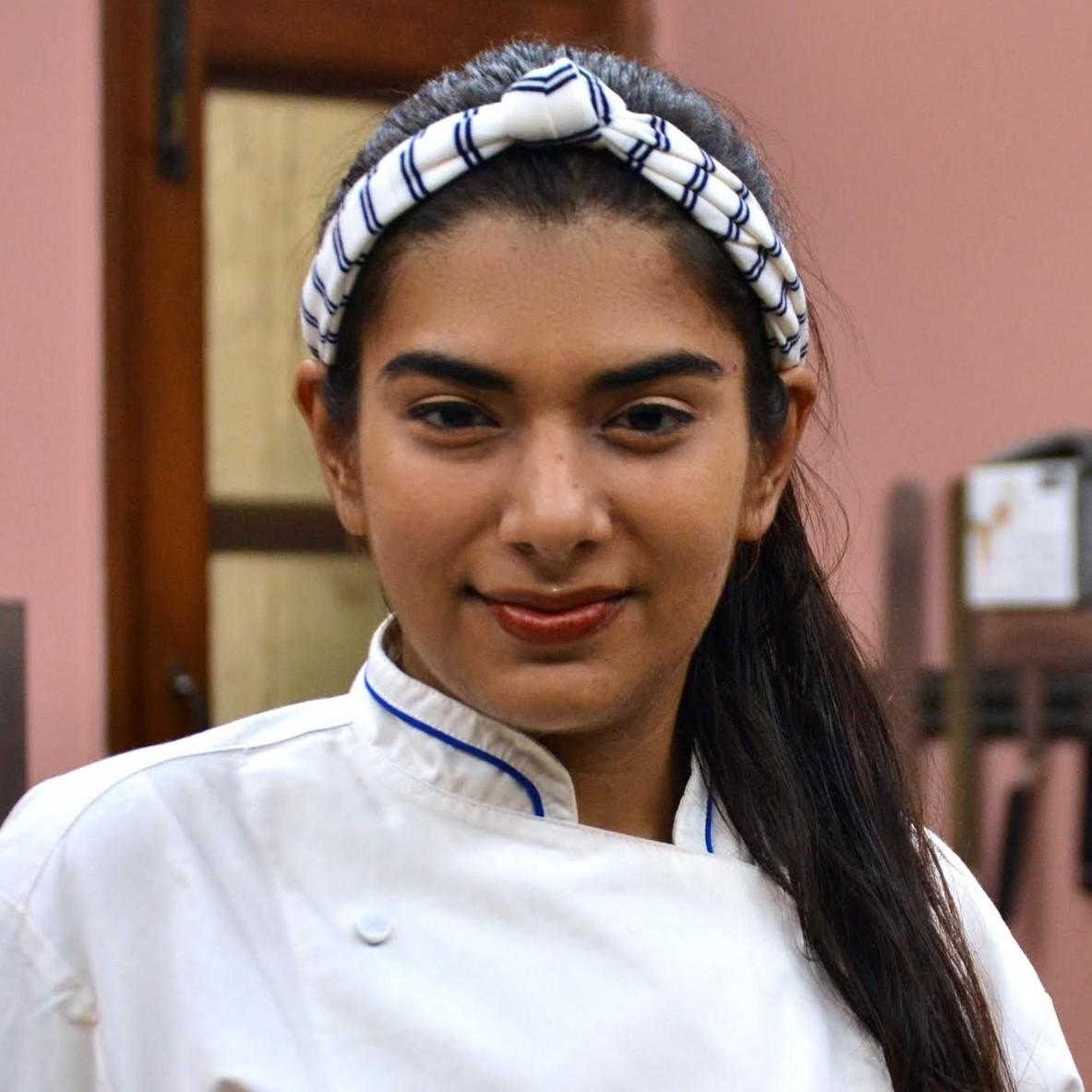 Bani Nanda food blogger