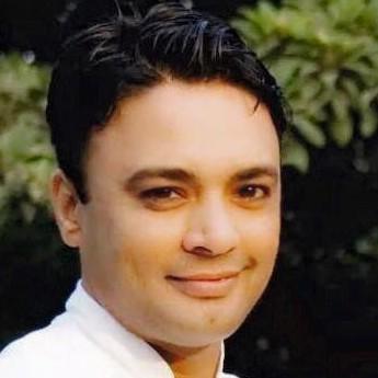 Nishant Choubey food blogger