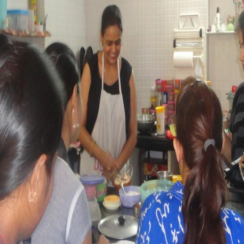 Soniya Singh food blogger