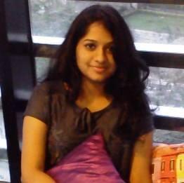 Chaitra Dev food blogger