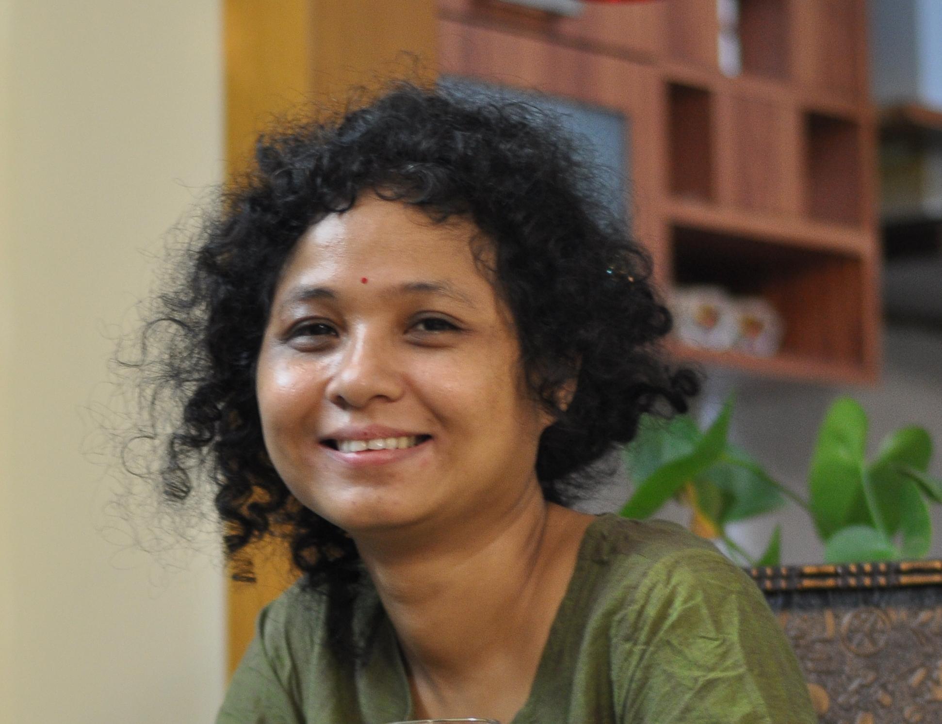 Madhumita Phukan food blogger
