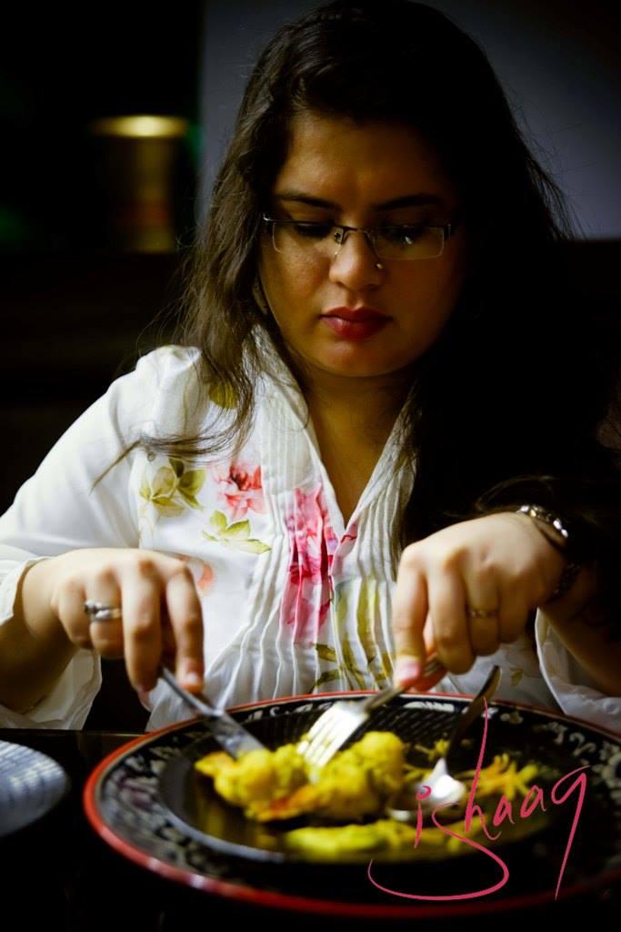 Shanti Petiwala food blogger