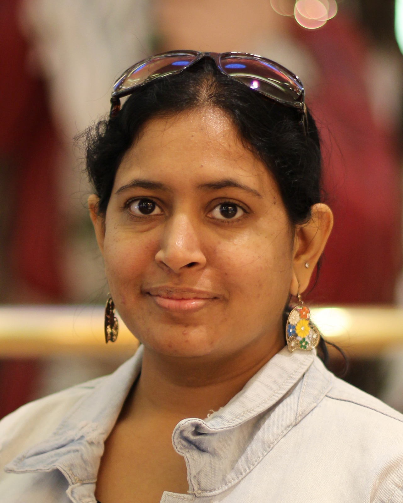 Sreevalli Emani food blogger