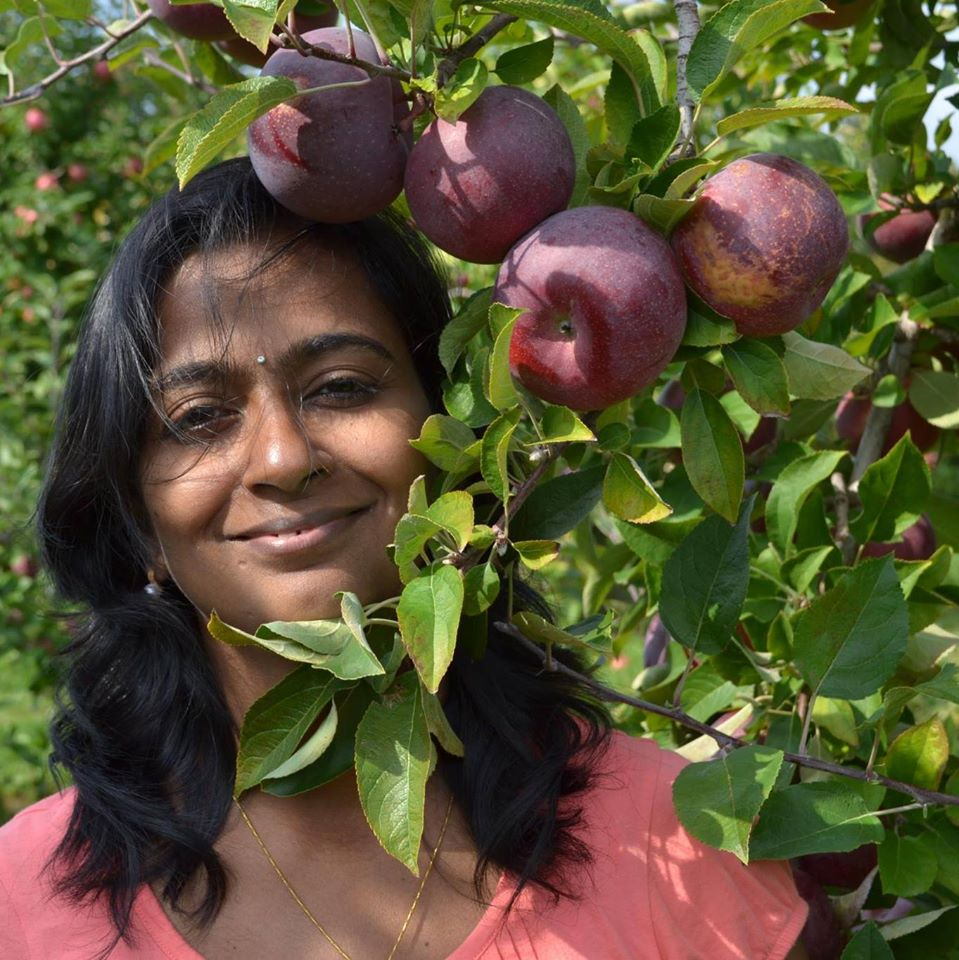 Sujatha Arun food blogger