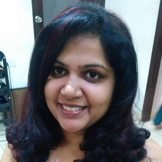 Vanita Vasudevan food blogger