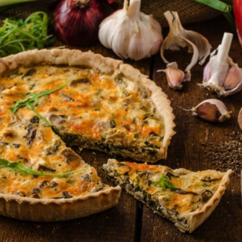 Photo of Chicken Quiche by Sanjula Thangkhiew at BetterButter