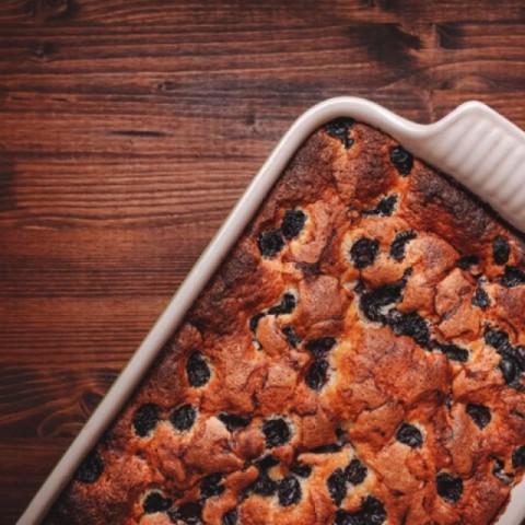 How to make फ्रूट केक