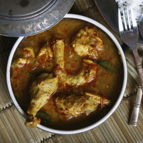 How to make Chettinad Chicken