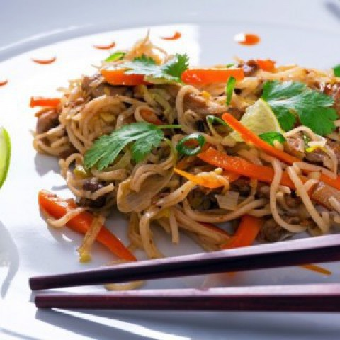 Photo of Lo Mein by Sakshi Khanna at BetterButter