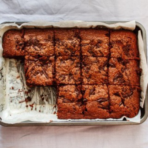 Photo of Chocolaty Brownies by Sakshi Khanna at BetterButter