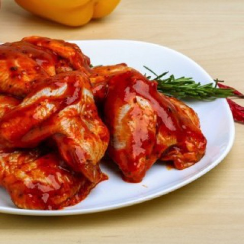 How to make Buffalo Chicken Wings
