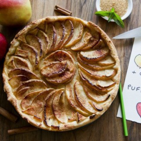 Photo of Cinnamon Apple Pie by Sakshi Khanna at BetterButter