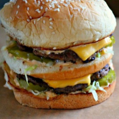Photo of Homemade Big Mac by Josh Israel at BetterButter