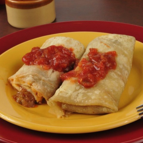 Photo of Chimichangas by Ritu Sharma at BetterButter