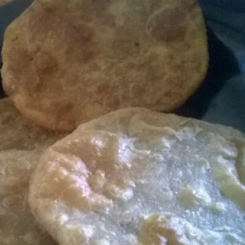 How to make Bedmi Poori (Urad Dal stuffed Poori)